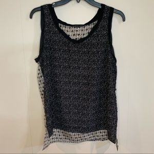 Violet and Claire Tank Size Medium